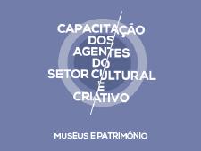 Imagem do curso Museus e Patrimônio. Clique para acessar a página principal do curso.