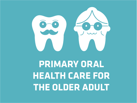 Imagem do curso Primary Oral Health Care for the Older Adult. Clique para acessar a página principal do curso.