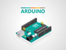 Imagem do curso Introdução a Arduino, o básico para começar. Clique para acessar a página principal do curso.